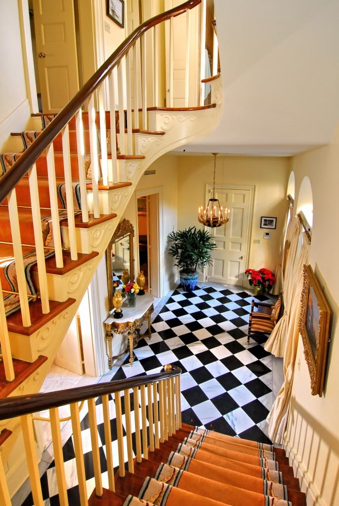 Interior Photography, Stair case