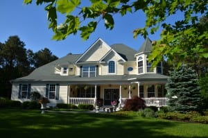Exterior for Real Estate Photography